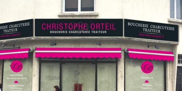 Christophe Orteil - Boucherie traiteur à Périgueux en Dordogne - Livraison de plats cuisinés à domicile